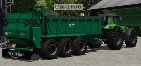 Tebbe HS 320 v 1 0   LS 2013 mods