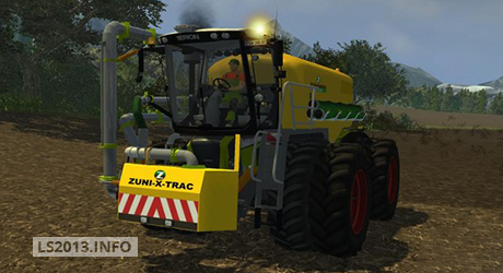 Zunhammer-Xerion-3800-Saddle-Trac-v-1.0-BETA