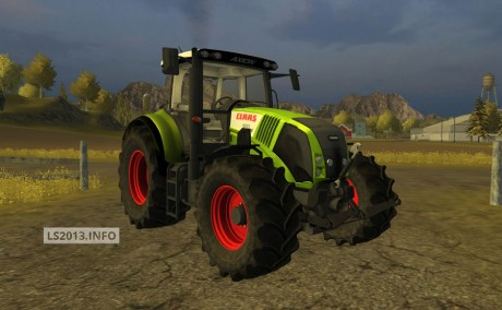 Claas-Axion-820-FL-v-2.0