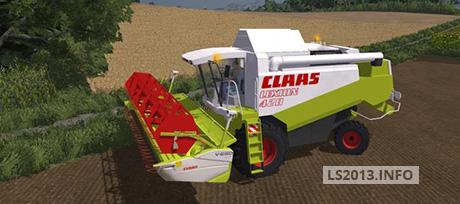 Claas Lexion 420 v 2.2