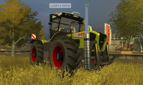 Claas Xerion 3800 Washable