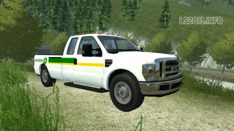 Ford F350 John Deere Edition