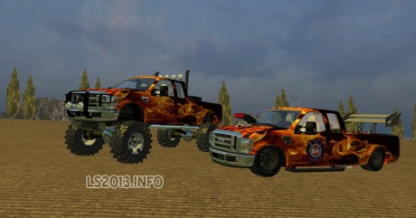 Ford-F-350-Monster-Pack-v-1.0