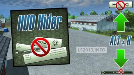 Hud-Hider