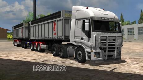 Iveco Stralis AS 600 v 1.0