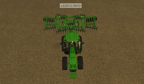 John-Deere-8430-&-Ford-6-m-Cultivator