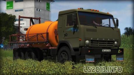 Kamaz-Sprayer-v-1.0