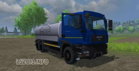 MAN-TGA-28.430-with-Milk-Trailer-v-1.0