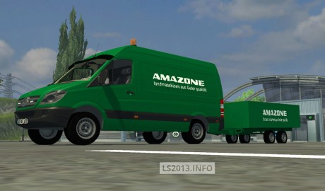 Mercedes Sprinter v 1.0 BETA