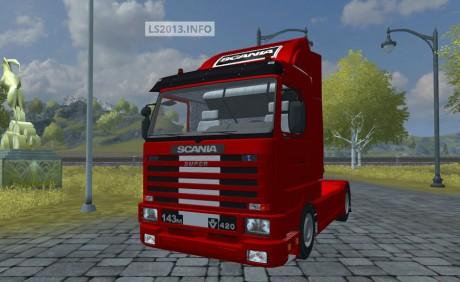 Scania 143M 420 V8 v 1.0