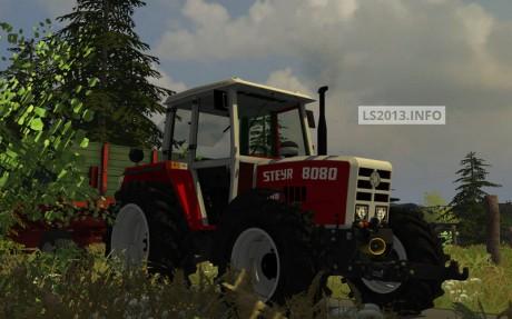 Steyr 8080 v 1.0 MR