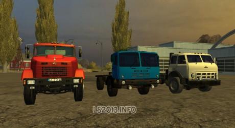 Truck Pack v 1.0