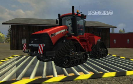 Case IH Quadtrac 600 v 1.0