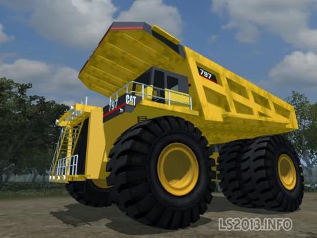 Cat Dumper 797 v 2.0