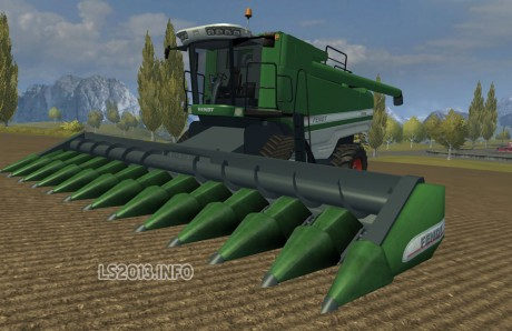 Fendt 9460 R Pack v 6.2 MR