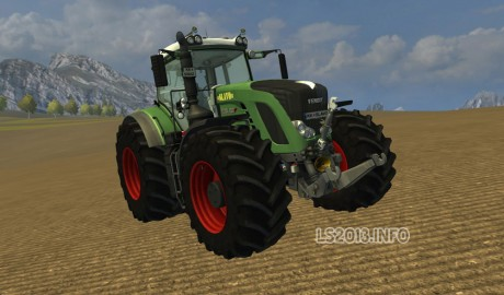 Fendt Vario 939 v 0.95 MR BETA