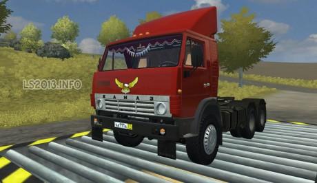 Kamaz-54115-Red