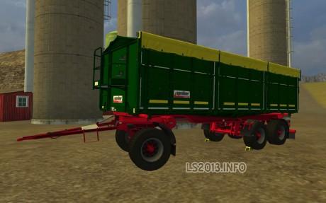 Kroeger Agroliner HKD 402 v 3.0 MR
