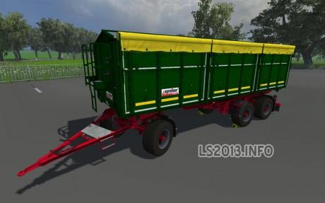 Kroeger Agroliner HKD 402 v 4.0