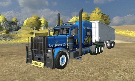 Peterbilt 379 Heavy Duty v 1.0