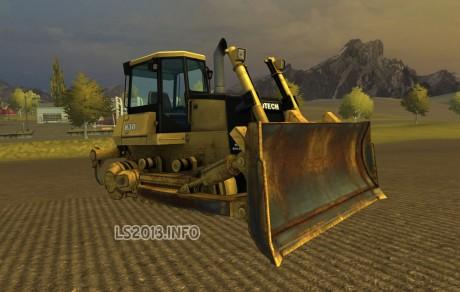 Rotech-830-Bulldozer