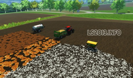 Slurry Manure and Lime Mod v 2.0
