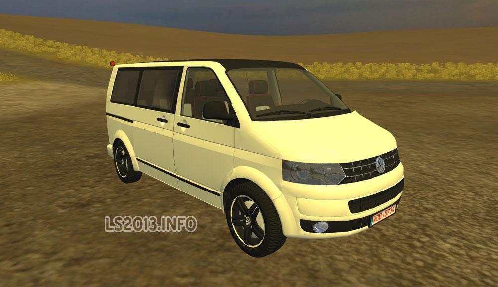 volkswagen t5 edition 25 v 2 0 ls 2013 mods. Black Bedroom Furniture Sets. Home Design Ideas