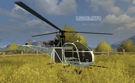 Alouette-II-Helicopter-v-2.0