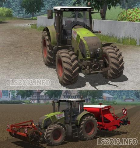 Claas-Axion-820-Dirt-v-3.0