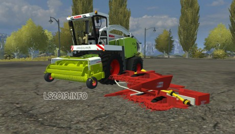 Claas-Jaguar-870-Pack-v-1.0