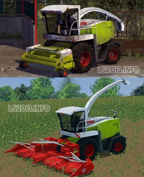 Claas-Jaguar-870-Pack-v-2.0-Washable