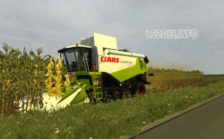Claas-Lexion-560-Pack-v-1.0