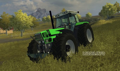 Deutz Fahr Agro Star 6.81 v 1.0