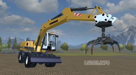 Excavator-Suspension-for-Forestry-Pliers-v-1.0