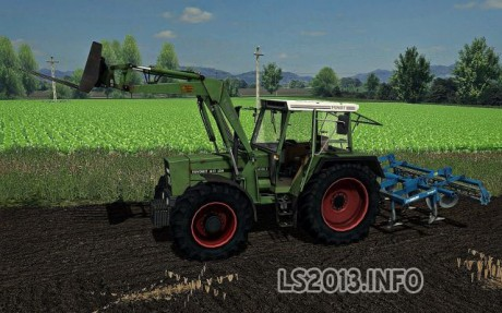 Fendt-Favorit-611-LSA-Turbomatik-MR