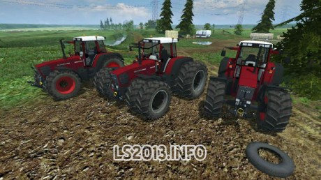 Fendt Favorit 824 Red
