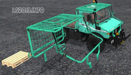Forestry-Cage-for-Unimog-Truck-v-2.2