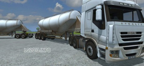 Iveco-and-Silo-Trailer-Washable-Pack