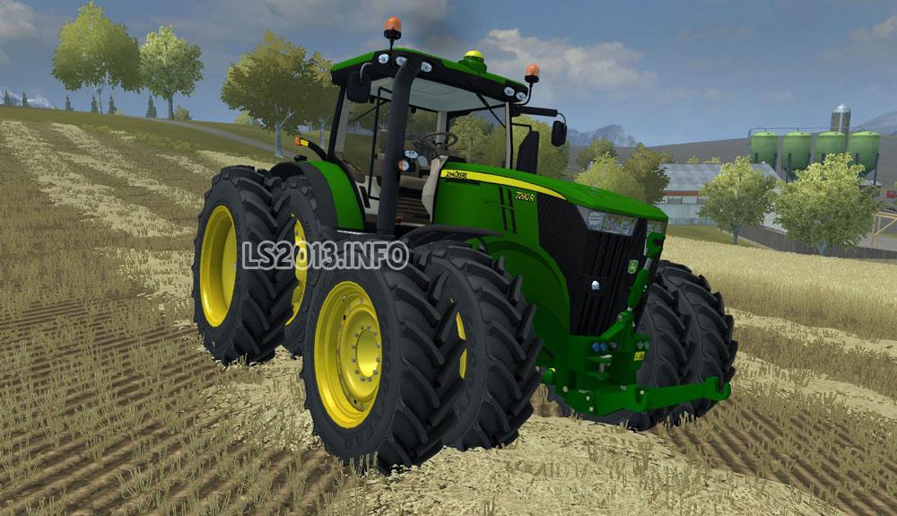 Free download John Deere American Farmer Deluxe Incl Patch