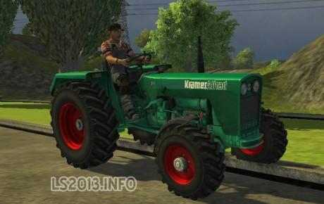 Kramer-KL-600