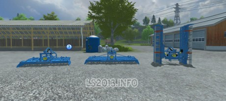Lemken Zirkon Pack v 1.0 MR