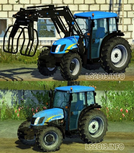 New-Holland-T-4050