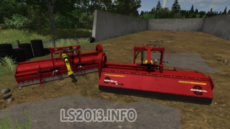 Sauerburger-2650-Flail-Mower