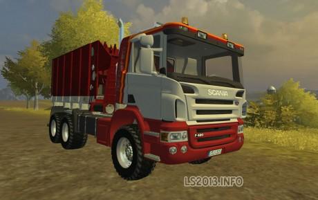 Scania-P420-Mixer-v-1.0