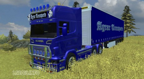 Scania-R-730 +Wielton-Trailer-v-1.0