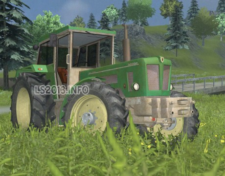 Schlueter-Super-1050-V-Green-v-2.0-MR