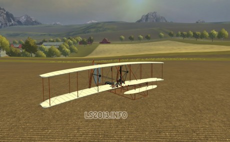 The Wright Flyer v 1.0