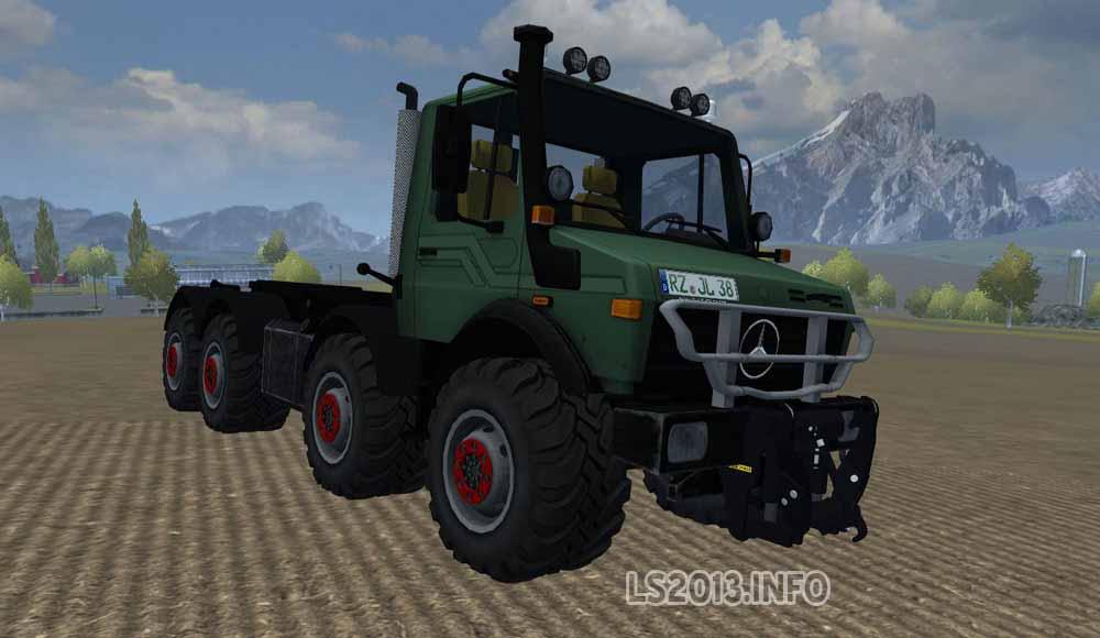 Unimog 2450 8 215 8 Hkl V 1 0 Beta Ls 2013 Mods