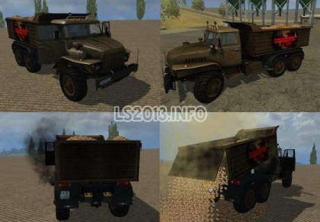 Ural-4320-SLP-Edition