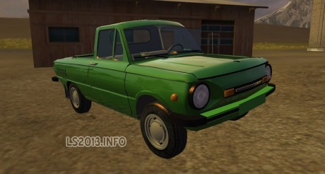 ZAZ-968-M-Pickup
